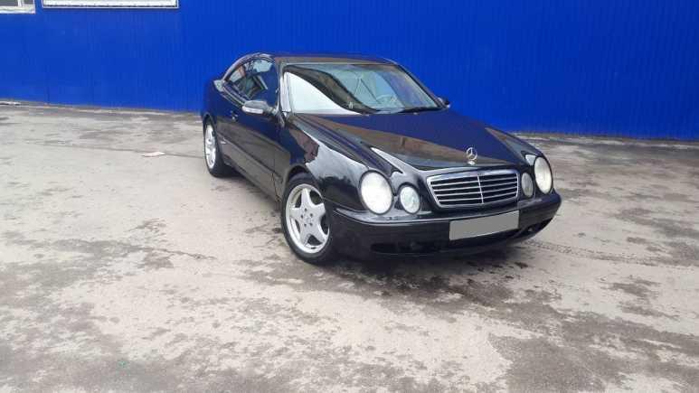 Mercedes-Benz CLK-Class, 2000 год, 350 000 руб.
