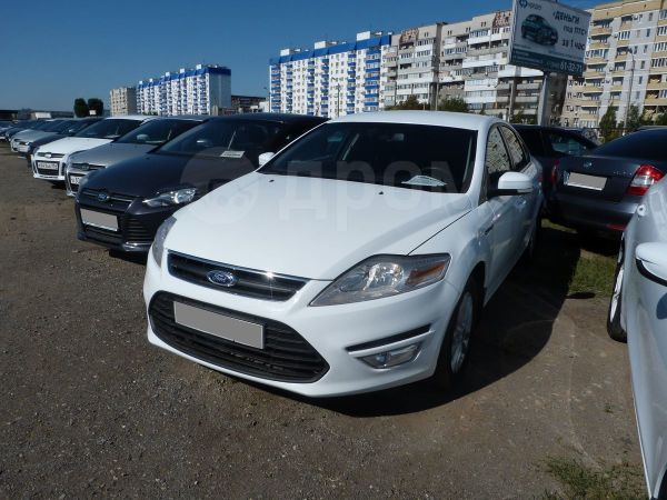 Ford Mondeo, 2012 год, 525 000 руб.