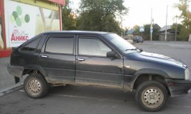 Бийск 2126 Ода 2002