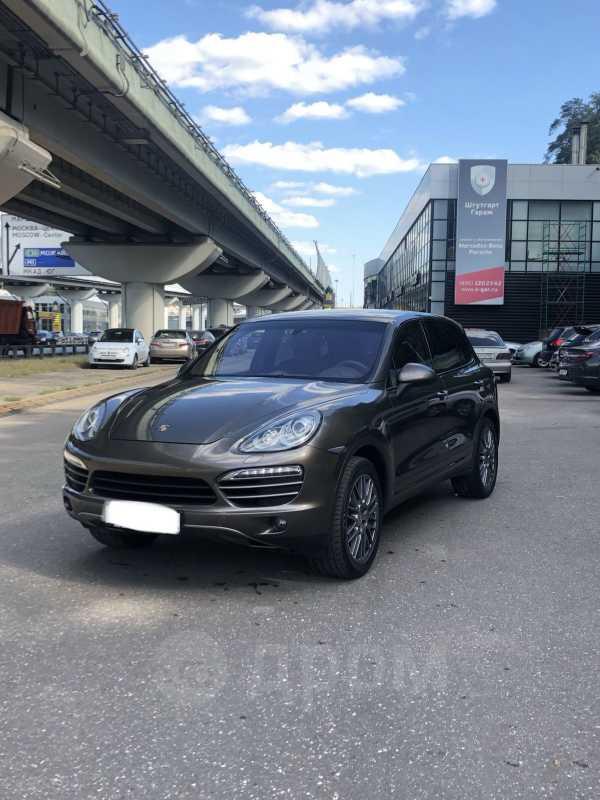 Porsche Cayenne, 2010 год, 1 750 000 руб.