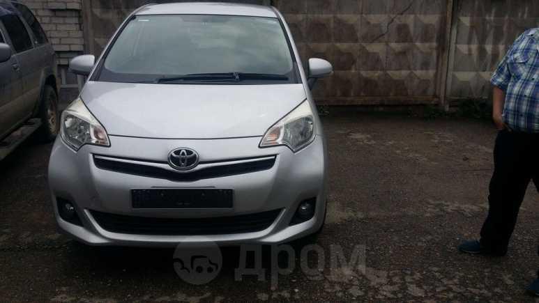 Toyota Ractis, 2011 год, 609 000 руб.