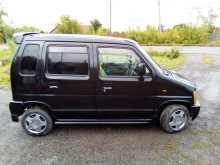 Черниговка Wagon R Wide 1998