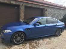 Симферополь BMW M5 2012
