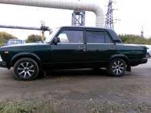ВАЗ (Лада) 2107, 2007 г., Омск