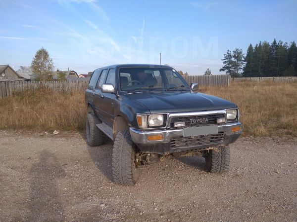 Toyota Hilux Surf, 1990 год, 245 000 руб.