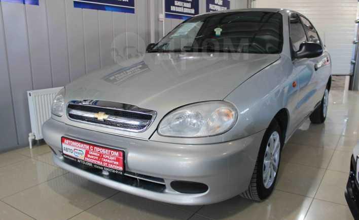 Chevrolet Lanos, 2007 год, 139 900 руб.
