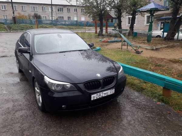 BMW 5-Series, 2006 год, 760 000 руб.