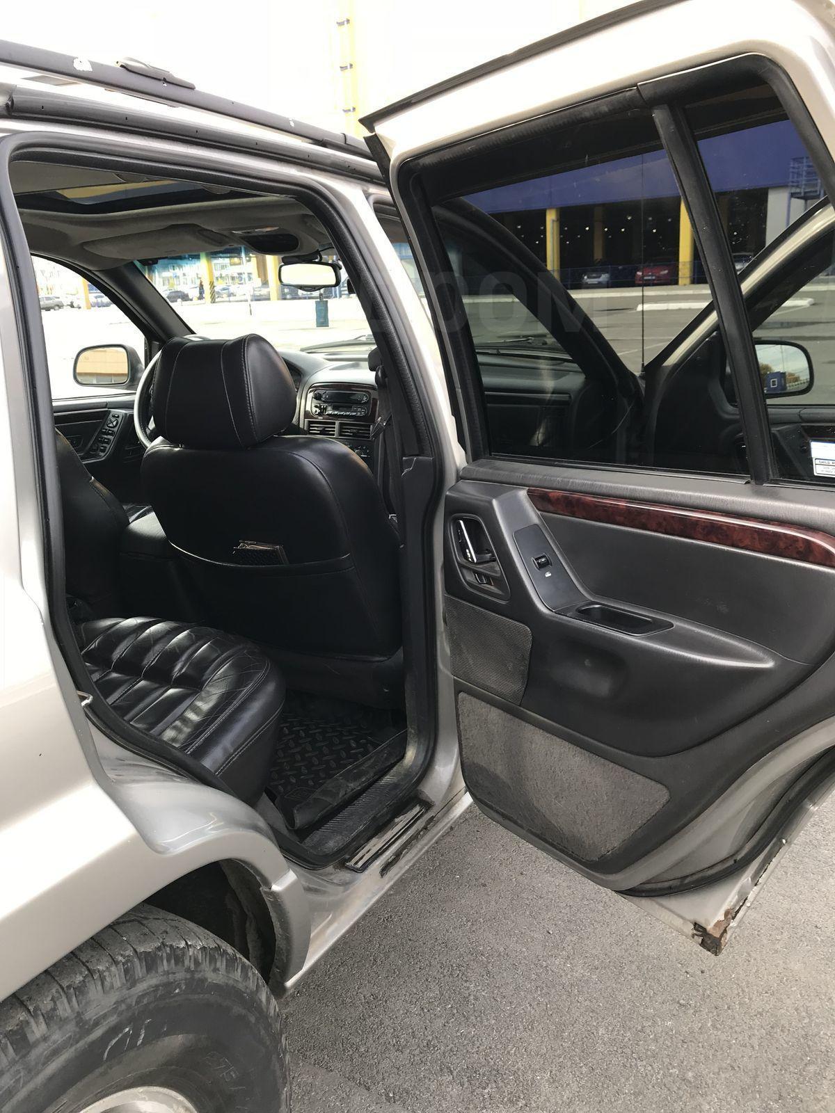 99 1999 Jeep Grand Cherokee Door 287 000