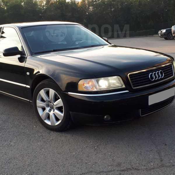 Audi A8, 2001 год, 390 000 руб.
