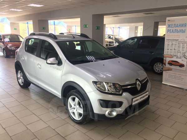 Renault Sandero Stepway, 2017 год, 795 000 руб.