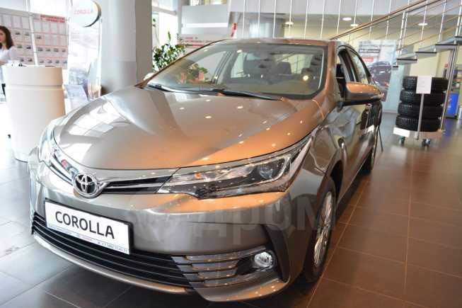 Toyota Corolla, 2018 год, 1 312 000 руб.