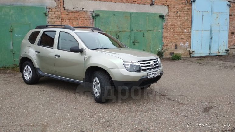 Renault Duster, 2013 год, 460 000 руб.