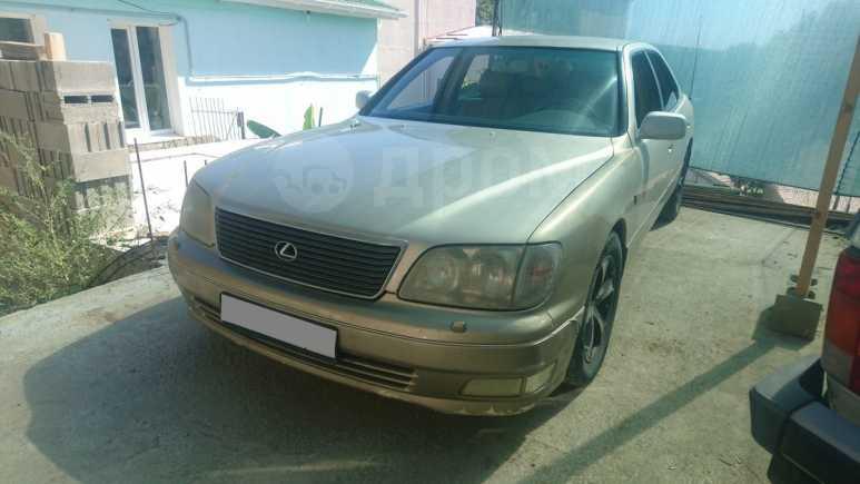 Lexus LS400, 1998 год, 170 000 руб.