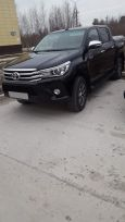 Toyota Hilux Pick Up, 2017 год, 2 500 000 руб.