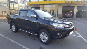 Барнаул Hilux Pick Up 2017