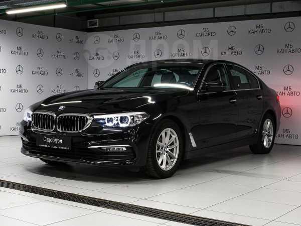 BMW 5-Series, 2018 год, 2 370 000 руб.