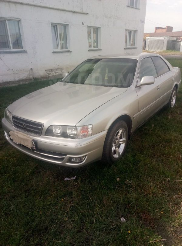 Toyota Chaser, 2000 год, 255 000 руб.