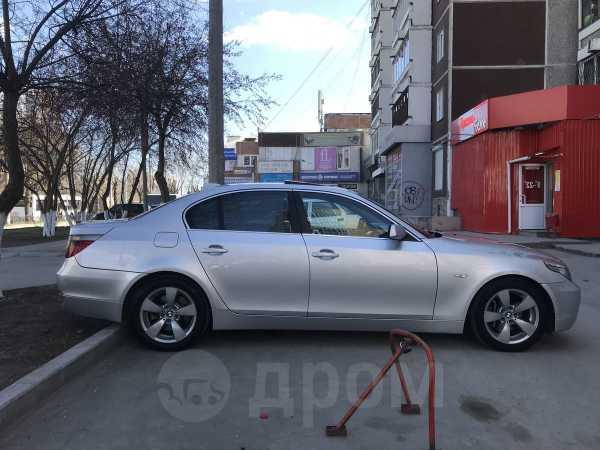 BMW 5-Series, 2003 год, 570 000 руб.