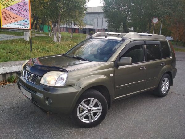 Nissan X-Trail, 2004 год, 440 000 руб.