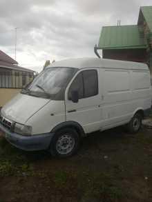 ГАЗ 2217 Баргузин, 2001 г., Томск