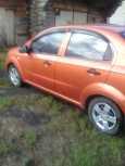 Chevrolet Aveo, 2007 год, 245 000 руб.
