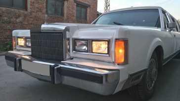 Новосибирск Town Car 1989