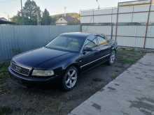 Горно-Алтайск Audi A8 2001