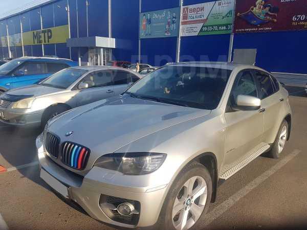 BMW X6, 2011 год, 1 610 000 руб.