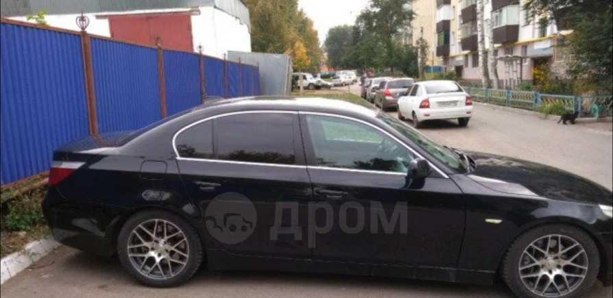 BMW 5-Series, 2004 год, 485 000 руб.