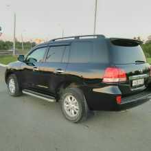 Уфа Land Cruiser 2008