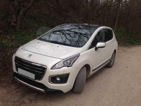 Peugeot 3008, 2014 год, 850 000 руб.