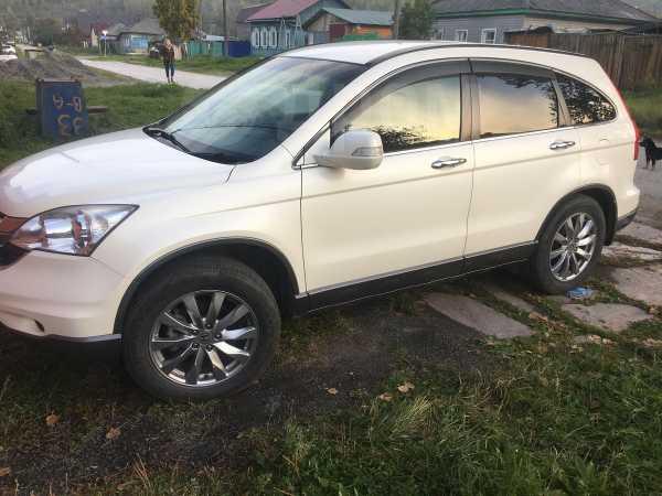 Honda CR-V, 2010 год, 1 070 000 руб.