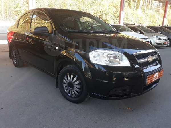 Chevrolet Aveo, 2008 год, 267 000 руб.