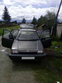 Уруша Civic 1985