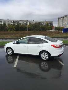 Новосибирск Focus 2011
