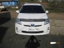 Кировский Prius 2010