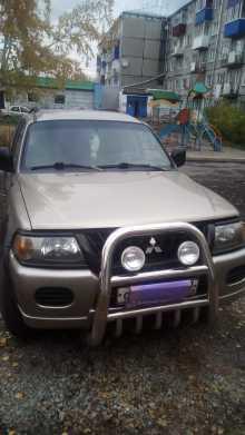 Анжеро-Судженск Montero Sport 2003