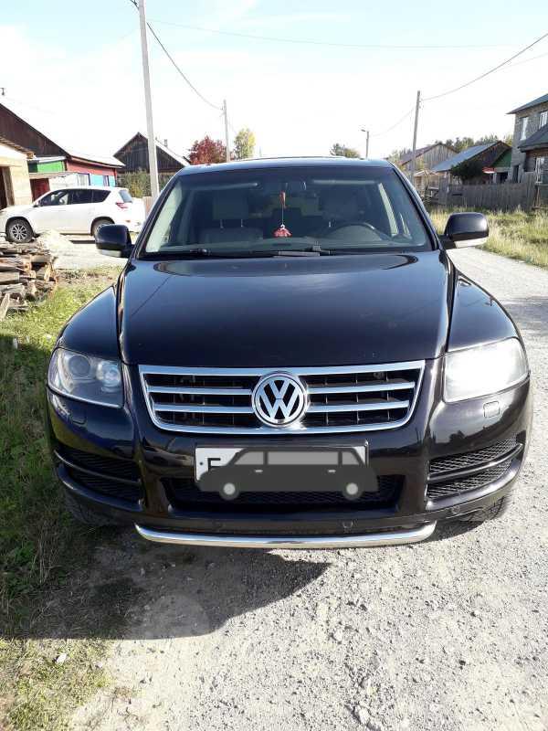 Volkswagen Touareg, 2005 год, 380 000 руб.