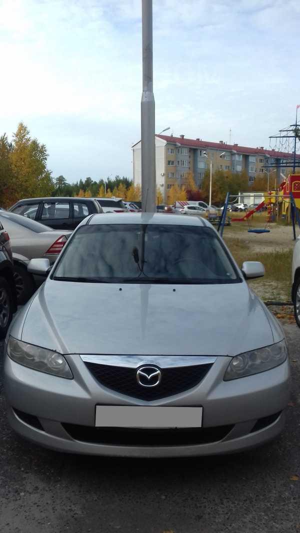Mazda Mazda6, 2003 год, 285 000 руб.