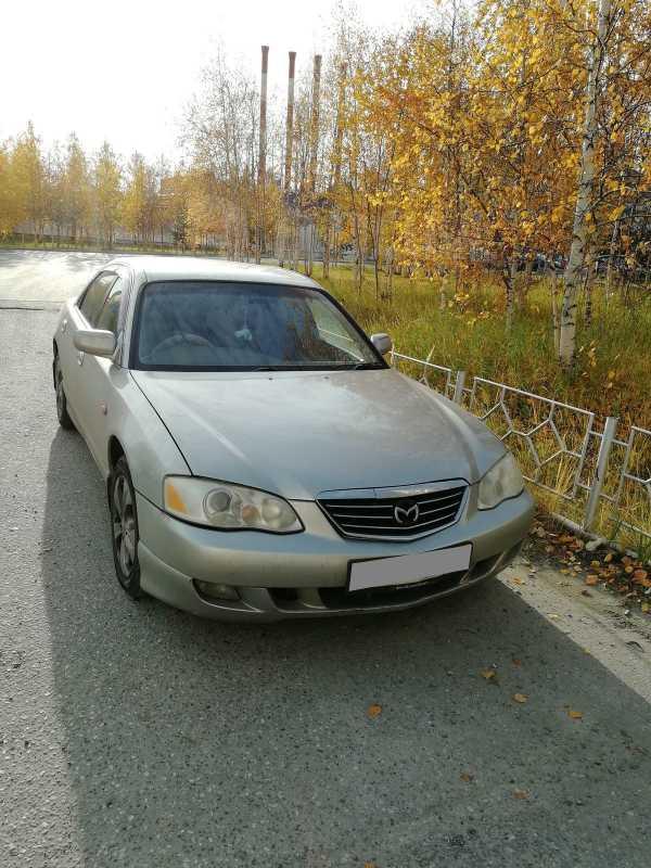 Mazda Millenia, 2001 год, 140 000 руб.