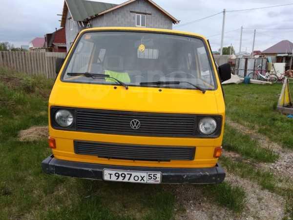 Volkswagen Transporter, 1987 год, 125 000 руб.
