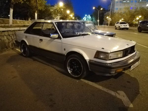 Nissan Bluebird Maxima, 1984 год, 200 000 руб.