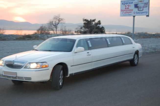 Lincoln Town Car, 2003 год, 550 000 руб.