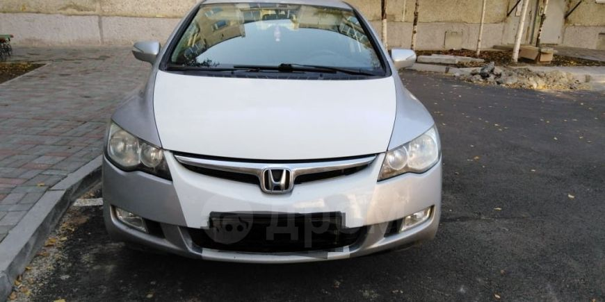 Honda Civic, 2008 год, 550 000 руб.