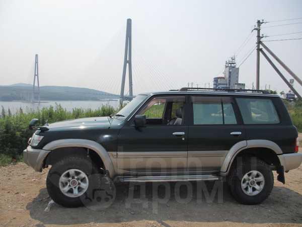 Nissan Safari, 1998 год, 750 000 руб.