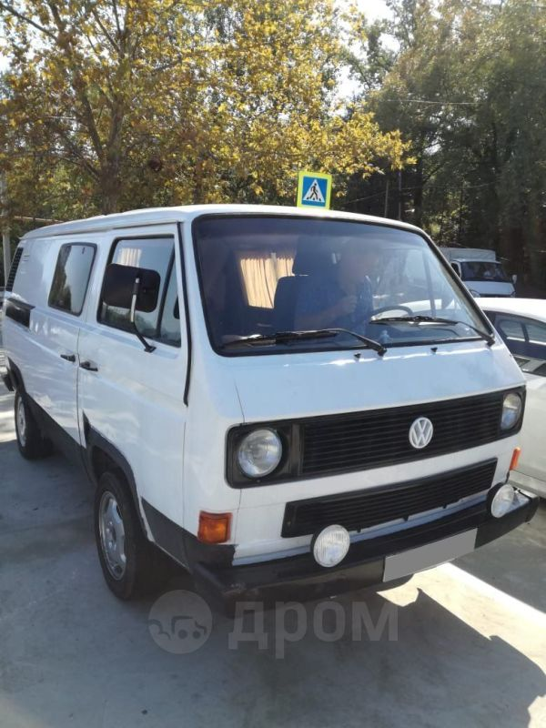 Volkswagen Transporter, 1988 год, 139 000 руб.