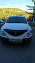 SsangYong Actyon Sports, 2007 год, 270 000 руб.