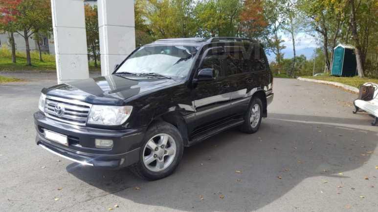 Toyota Land Cruiser, 2004 год, 1 550 000 руб.