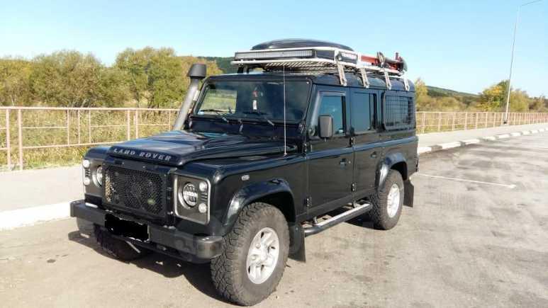 Land Rover Defender, 2007 год, 1 300 000 руб.