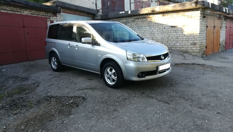 Nissan Lafesta, 2011 год, 575 000 руб.